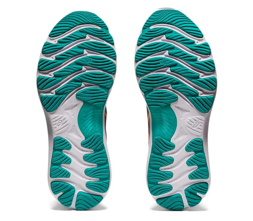 suole scarpe running donna colorate asics gel nimbus 23
