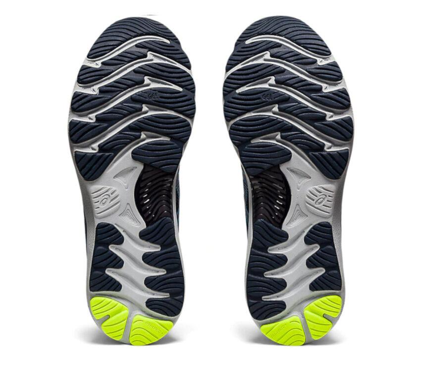suole scarpe running uomo asics gel nimbus 23