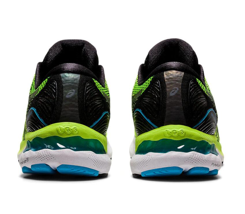retro scarpe asics gel nimbus 23 running uomo