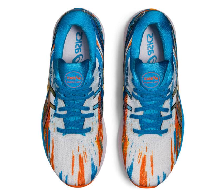 coppie scarpe da running uomo asics gel nimbus 23 multi colore