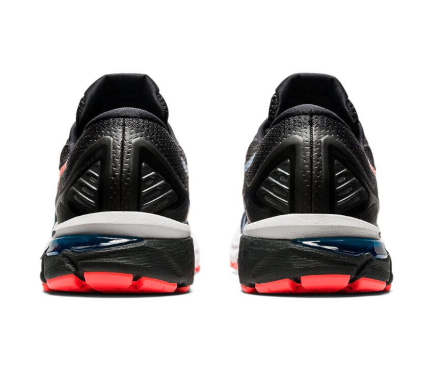 tallone scarpa da running per pronatori asics gt 2000 9 blu