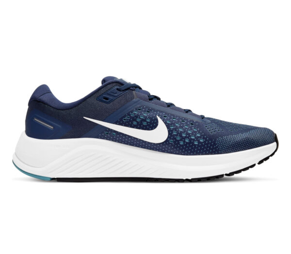 scarpa per pronatori nike structure 23 uomo blu