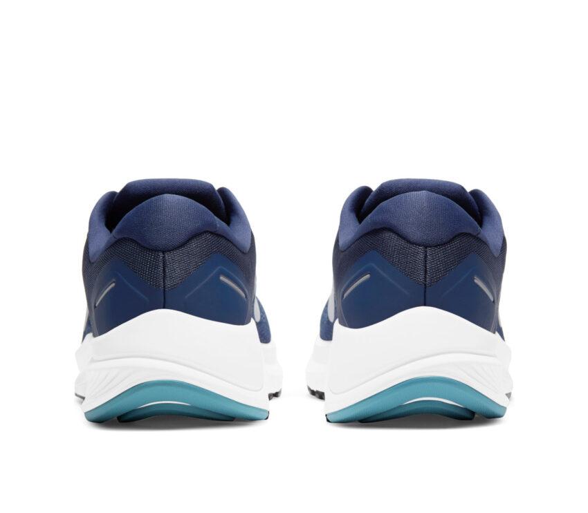retro tallone scarpa per pronatori nike structure 23 uomo blu