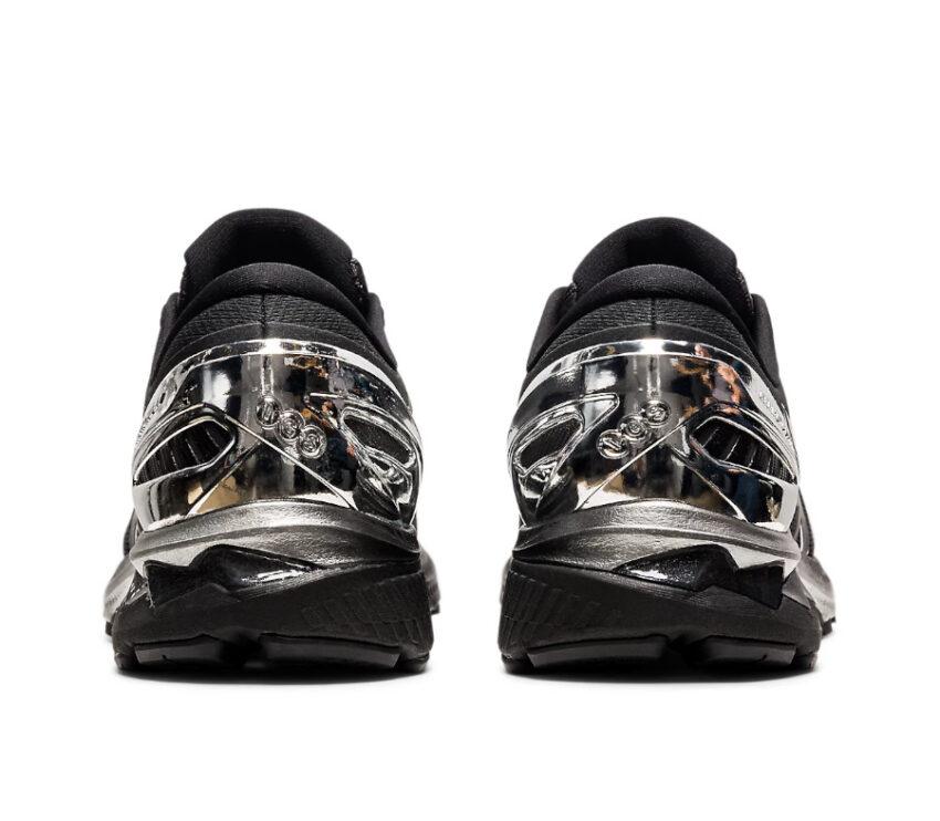 tallone scarpe running uomo pronatore asics gel kayano platinum