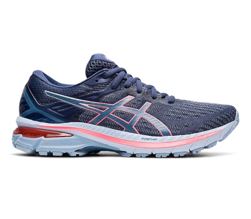 scarpa running donna pronazione asics gt 2000 9 blu