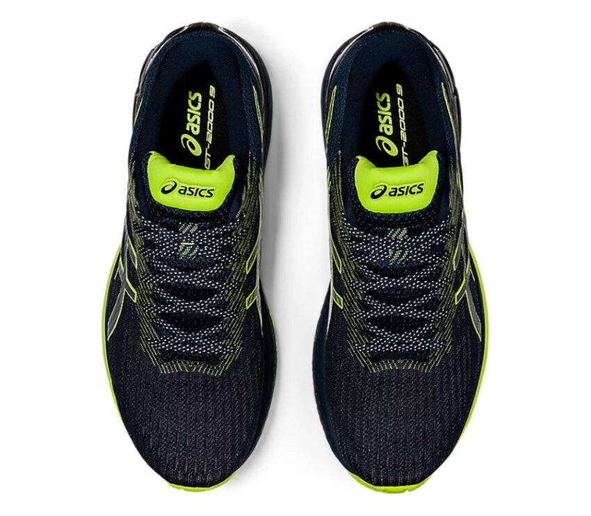 tomaia scarpa running uomo per pronatori asics gt 2000 9 lite show