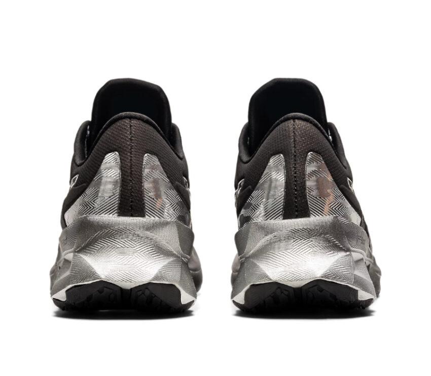 tallone scarpa running uomo asics novablast platinum