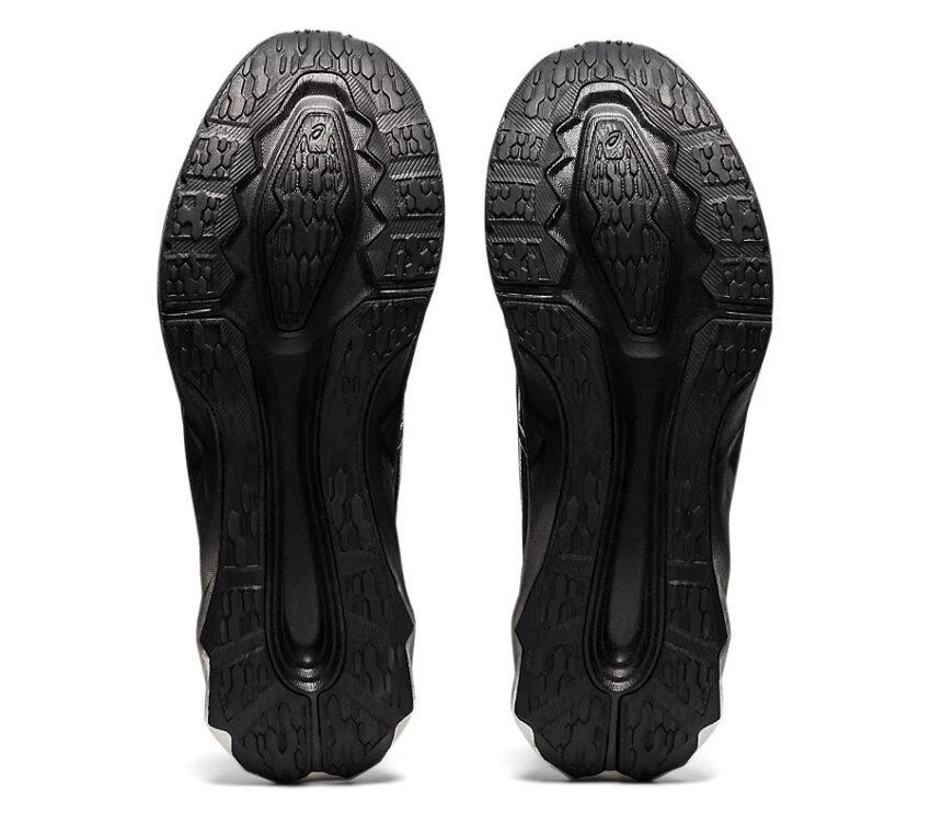 suola scarpa running uomo asics novablast platinum
