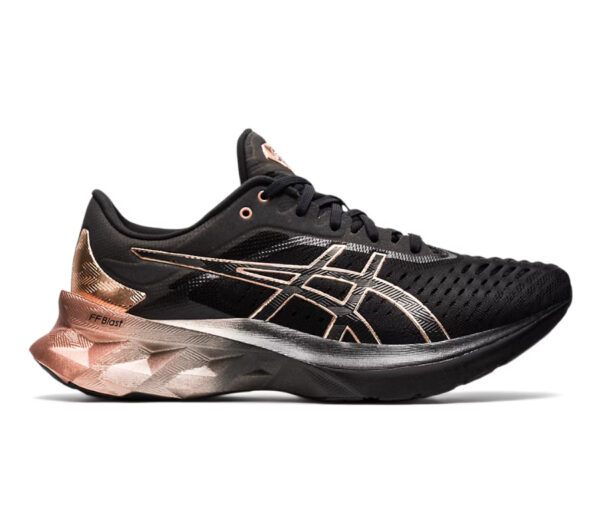 scarpa da running asics novablast platinum donna