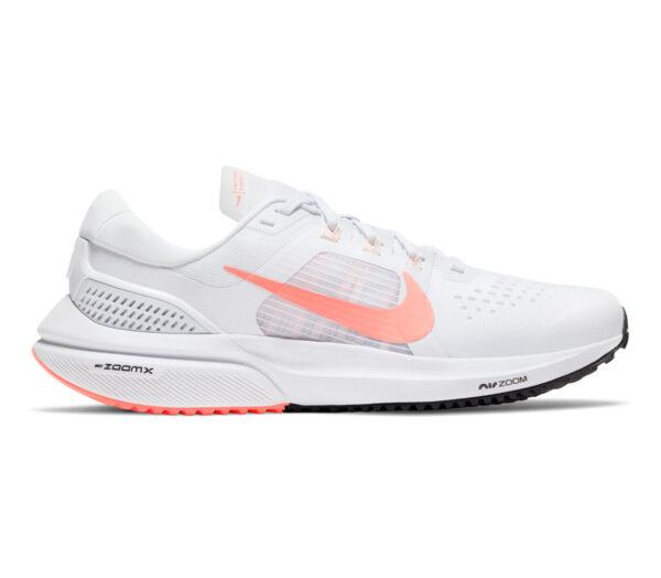 nike vomero 15 donna scarpa running bianca e rosa