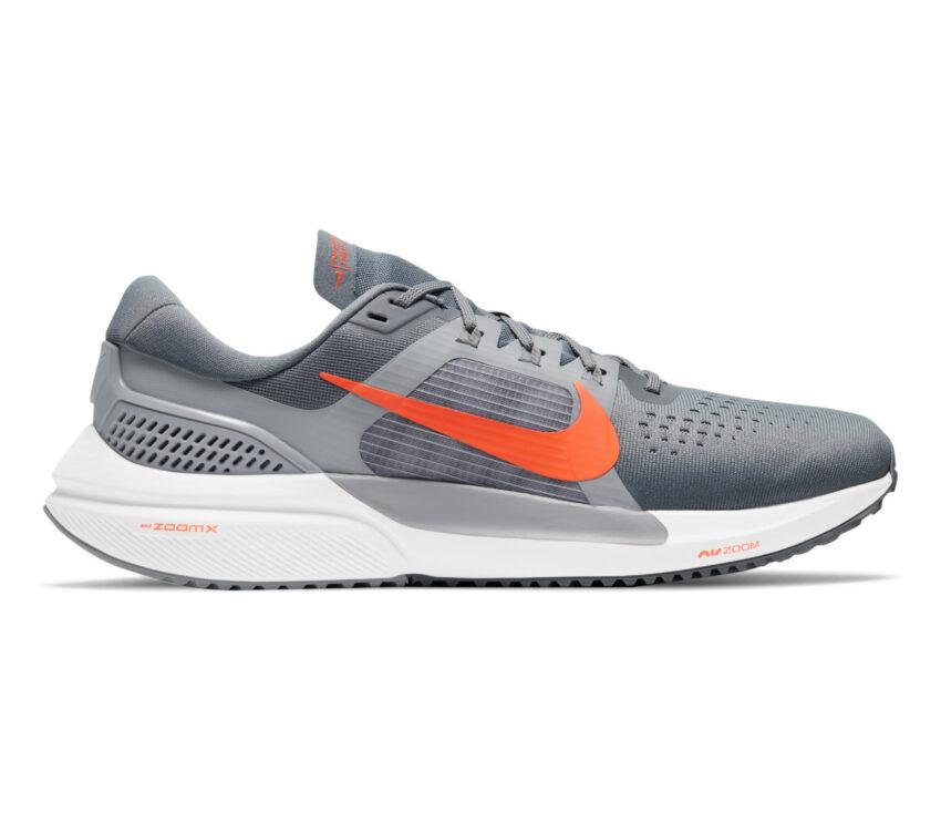 scarpa running uomo nike zoom vomero 15 grigio