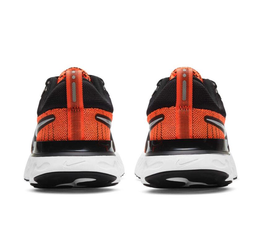 retro scarpa running donnaNike React Infinity Run Flyknit 2 arancione