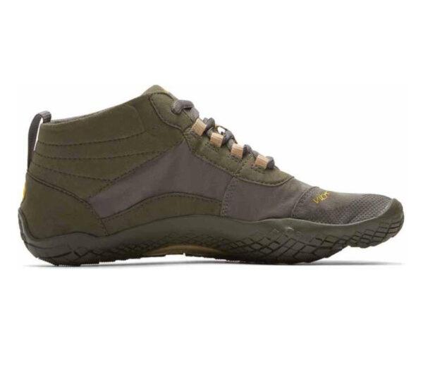 scarpa running uomo verde militare vibram fivefingers v trek