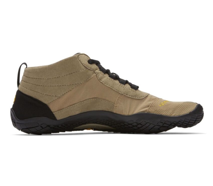 scarpa running uomo beige vibram fivefingers v trek
