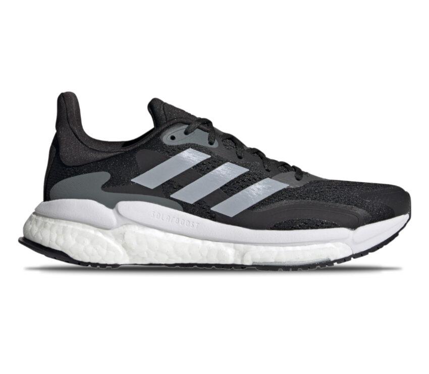 scarpa running nera adidas solar boost 3 da donna