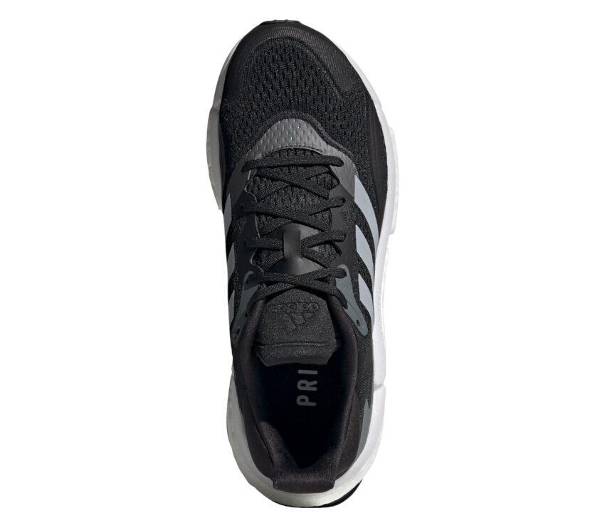 scarpa running nera adidas solar boost 3 da donna vista da sopra