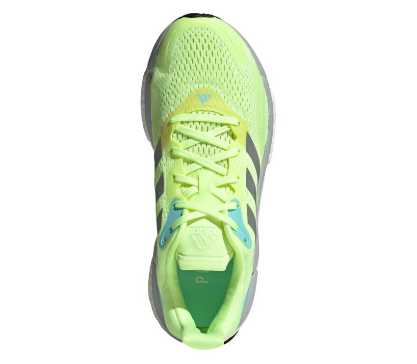 scarpa running donna adidas solar boost 3 vista dall'alto