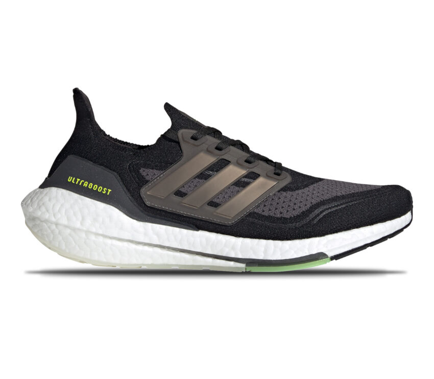 scarpa da running uomo adidas ultraboost 21 nera