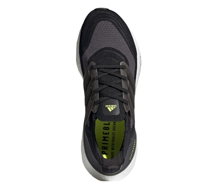 tomaia scarpa da running uomo adidas ultraboost 21 nera