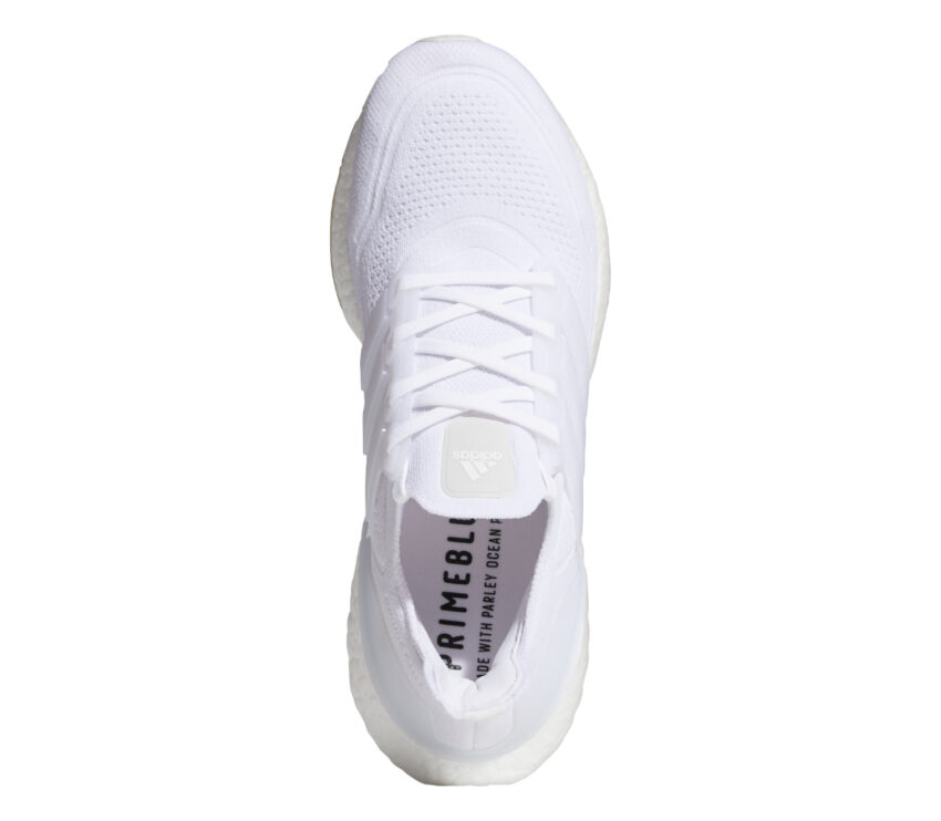 scarpa da running uomo adidas ultraboost 21 bianca