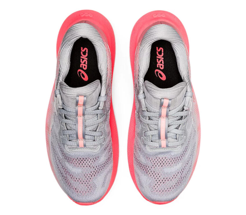 tomaia scarpe da running neutre donna asics gel nimbus lite 2