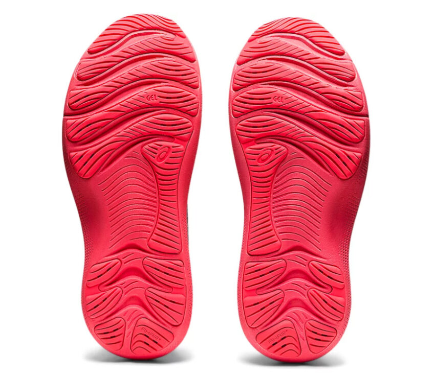 suola scarpe da running neutre donna asics gel nimbus lite 2