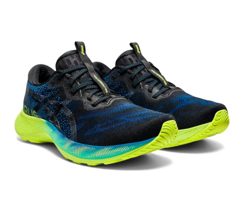 coopia asics gel nimbus lite 2 blu scarpa running uomo