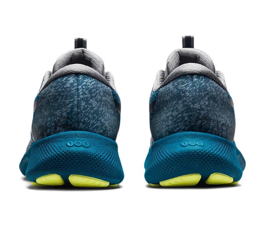 tallone coppia scarpa da running uomo asics gel nimbus lite 2