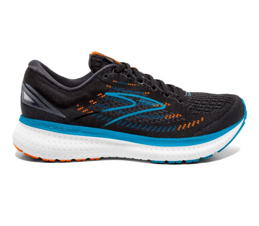 scarpa da running brooks glycerin 19 blu