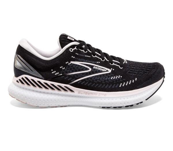 scarpa da running donna per pronazione brooks glycern gts 19 nera