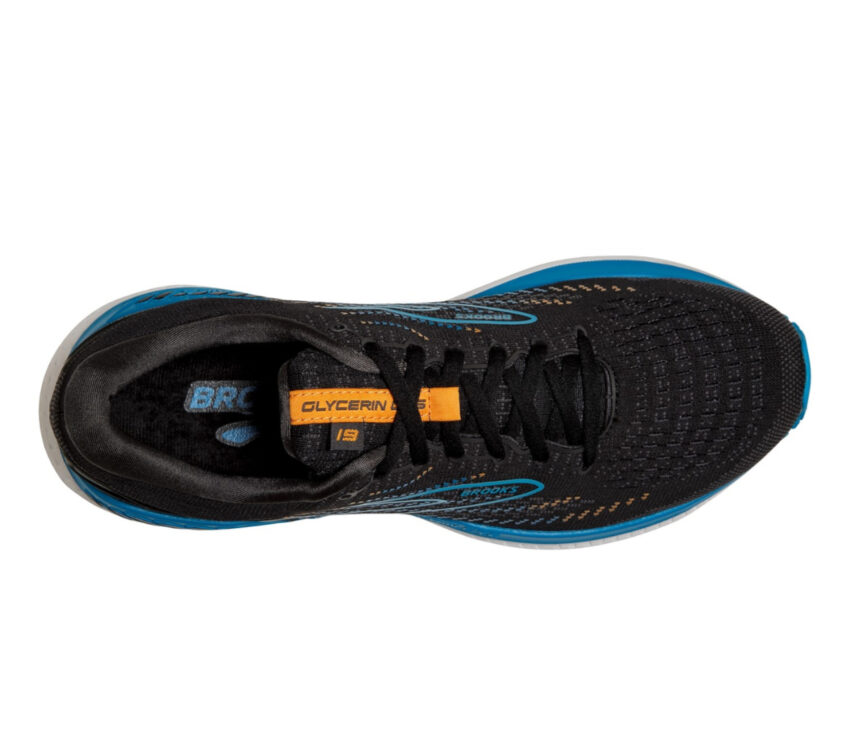 tomaia scarpa stabile per pronatori brooks glycerin gts da uomo