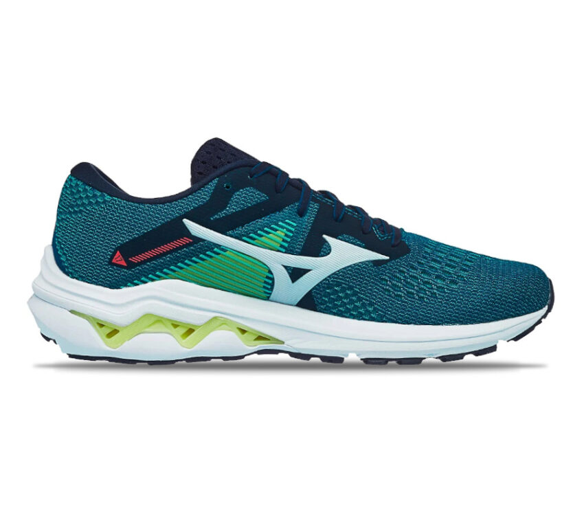 scarpa da running mizuno inspire 17 verde