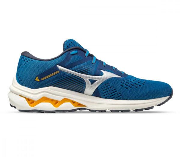 scarpa running uomo mizuno wave inspire 17 blu