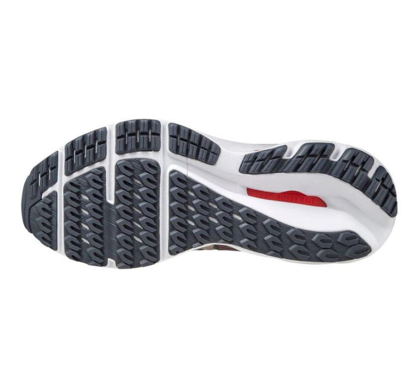 suola scarpa da running mizuno wave inspire 17 uomo blu