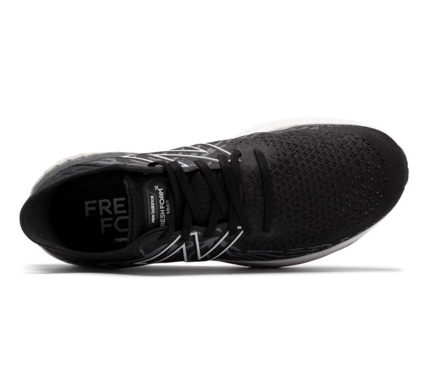 tomaia scarpe running uomo New Balance 1080 v11 nere