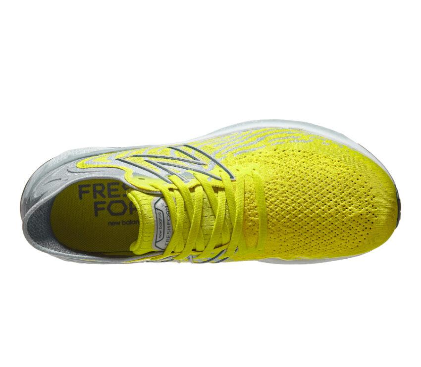 tomaia new balance 1080v11 scarpa running uomo giallo fluo