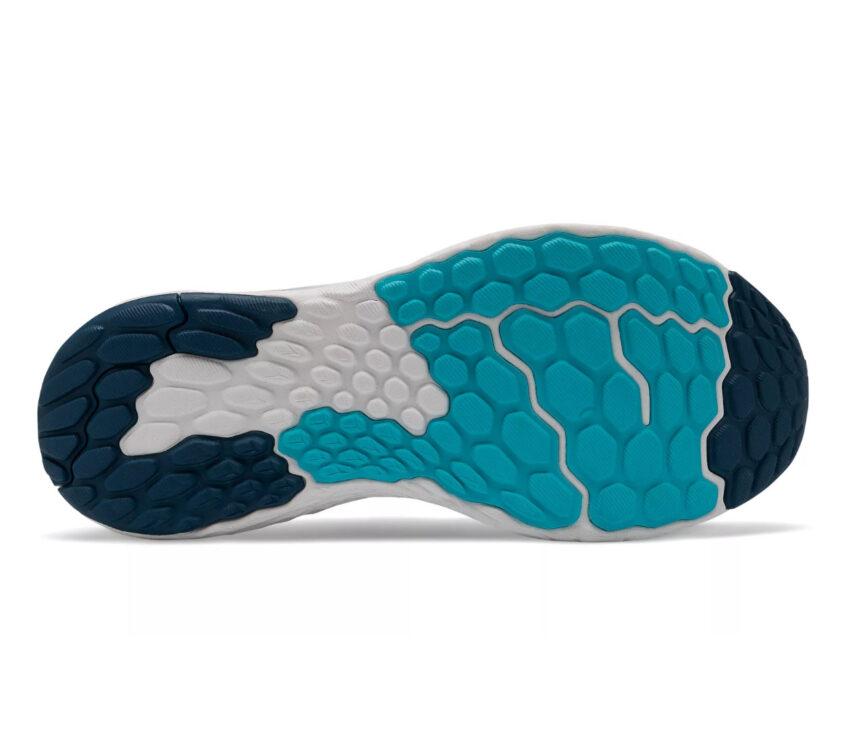 suola scarpe running uomo New Balance 1080 v11 blu