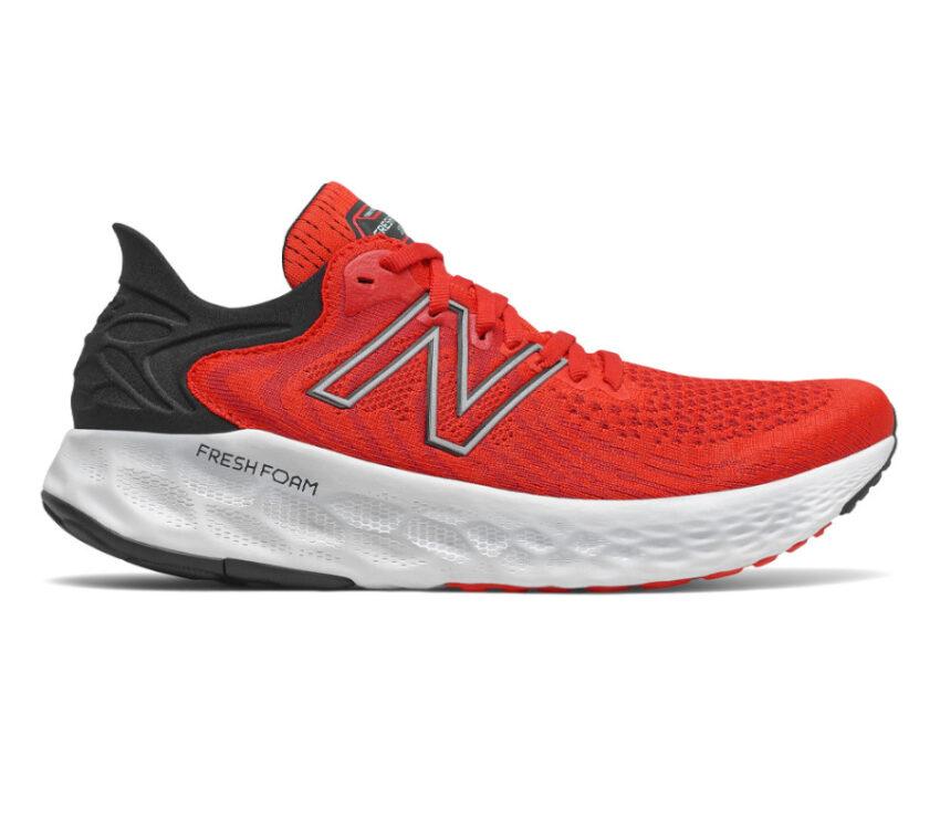 scarpa running uomo rossa new balance 1080 v11