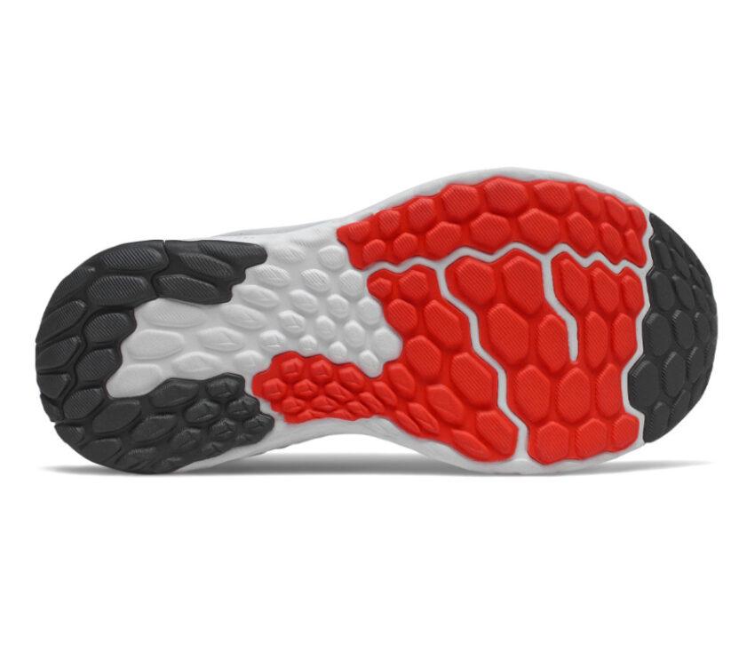 suola scarpa running uomo rossa new balance 1080 v11
