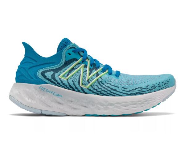 scarpa running new balance donna 1080v11 azzurro