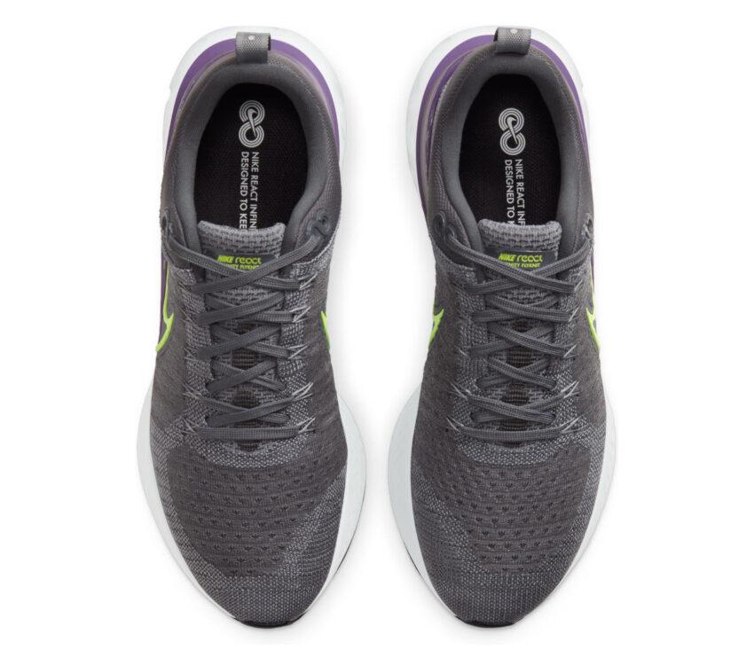 scarpa da running uomo nike react infinity run fk 2