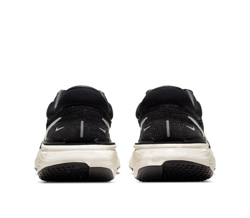 tallone scarpa da running donna nike zoomx invincible run fk nera