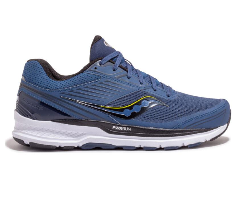 scarpa da running uomo saucony endorphin 8 blu