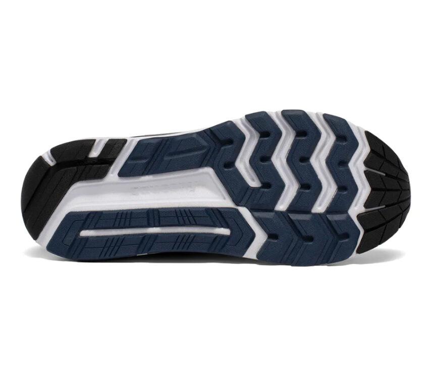 suola scarpa da running uomo saucony endorphin 8 blu