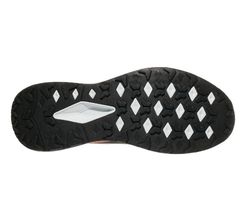 suola scarpa da trail running the north face da uomo
