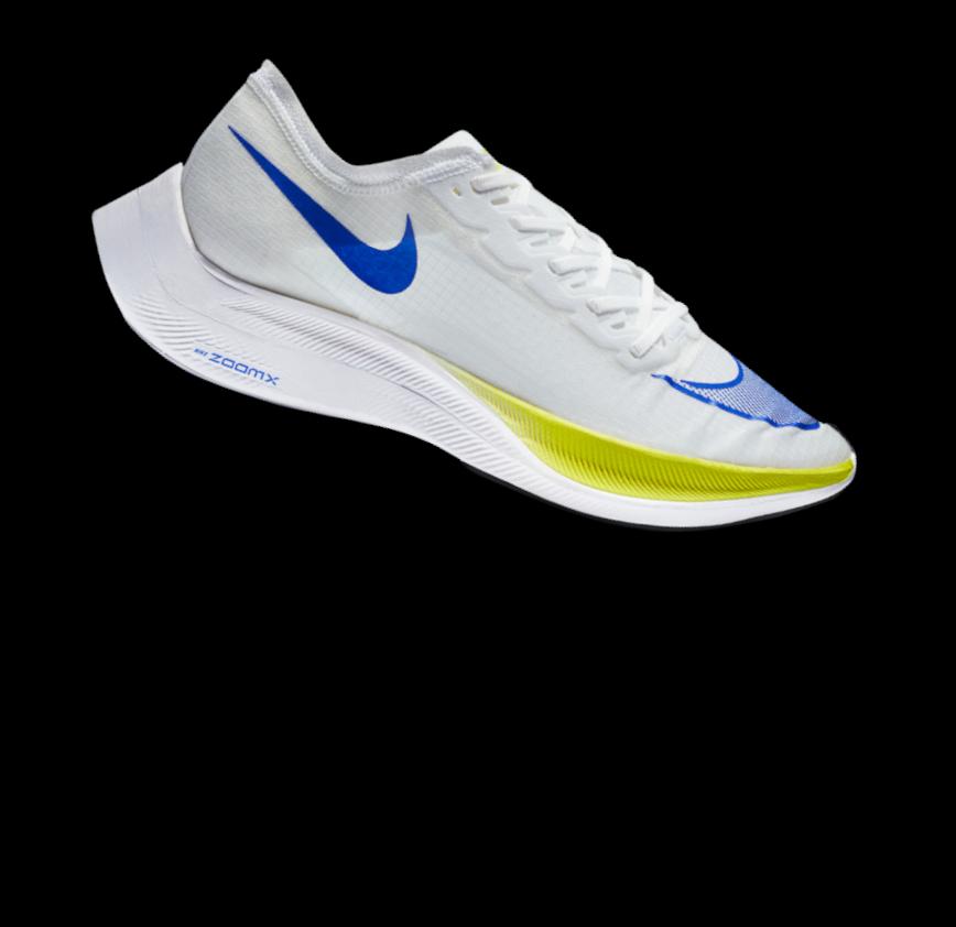 scarpa nike vaporfly in fibra di carbonio