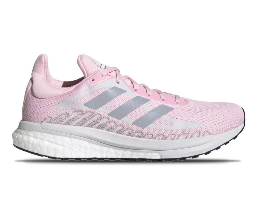 scarpa da running donna stabile adidas solar glide st 3 rosa