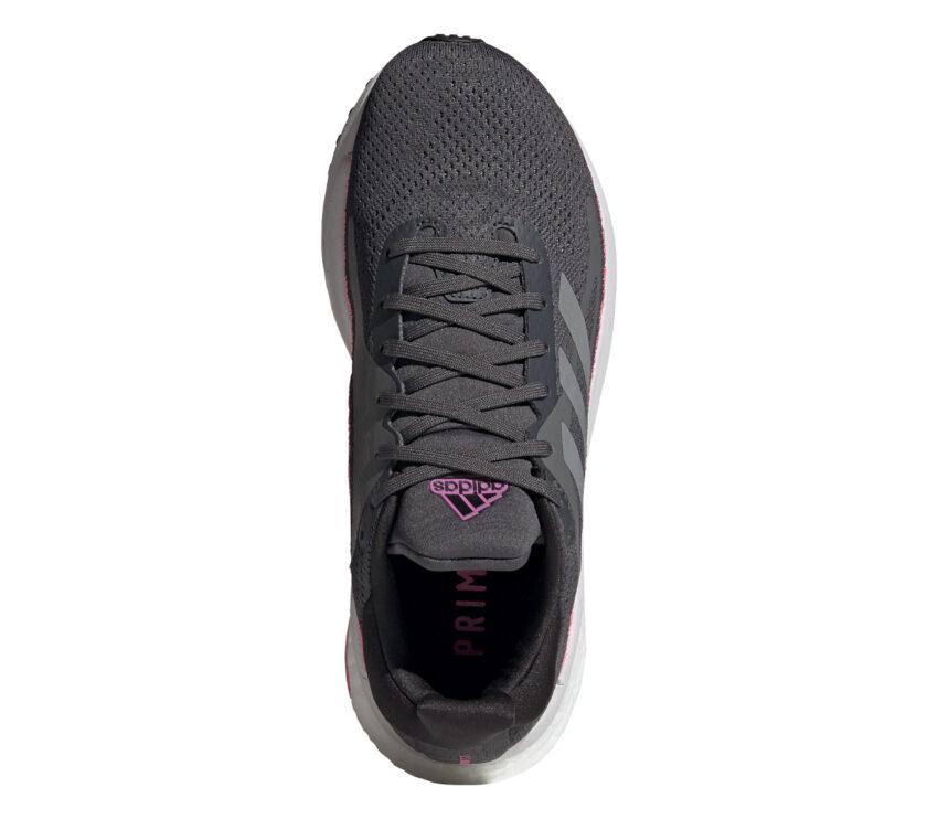 tomaia scarpa da running donna per pronazione adidas solar glide st 3 nera rosa