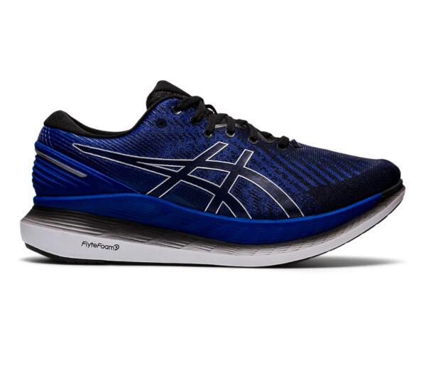 scarpa da running uomo asics glideride 2 blu