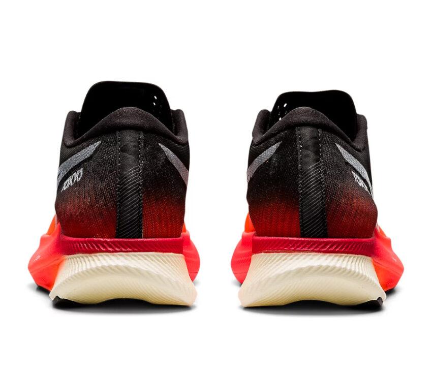 retro scarpe running veloci donna asics metaspeed sky
